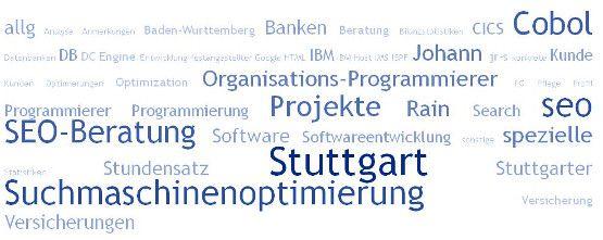 SEO Stuttgart, Suchmaschinenoptimierung, Rain Softwareentwicklung - Cobol