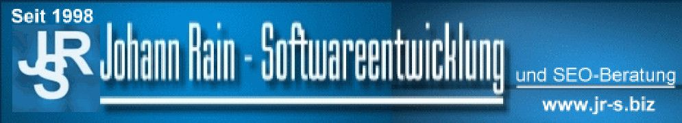 Top-Software, SEO, Antivirus, JR-Softwareentwicklung