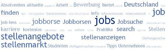 Jobbörsen Deutschland, Jobs finden: Stellenangebote, Stellenanzeigen und Stellengesuche - Jobsuche und Stellenmarkt